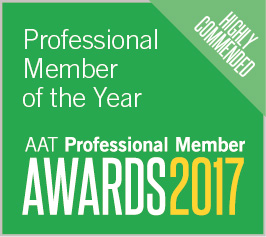 AAT Professional Member Awards